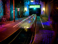 Daily Disney - Two for Tuesday - RnRC is FAST! (Explored) photo by Express Monorail