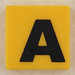 counterfeit Lego letter A