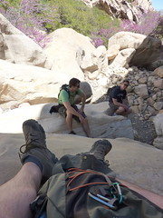 Getting ready for Havasu Falls backpacking trip