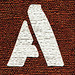 letter A