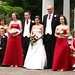 Keeley, Morgan, Mel, Mark, Linsey, Baz, Helen & Miranda I