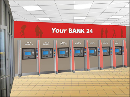 Atm Surrounds Kiosk Manufacturer The Icon Companies