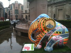 Elephant Parade photo by Guy Tyler