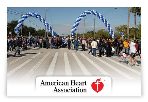 Heart Walk 2010