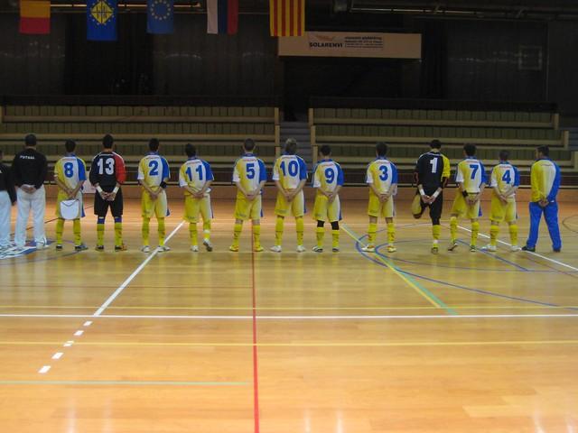 Campionat Europa sots21