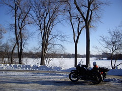 Ural at Cedar Lake
