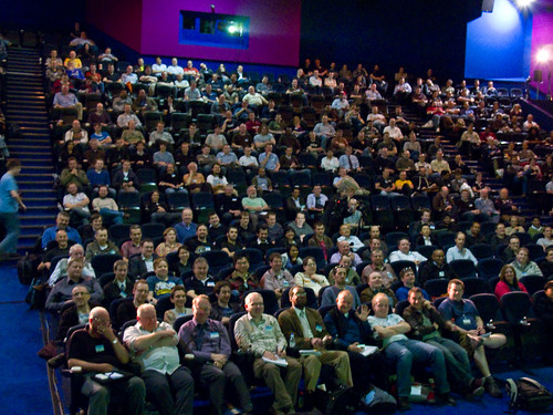 Tech Days 2010 London Audience