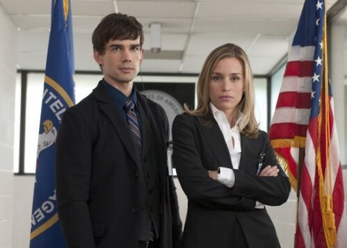 Covert Affairs on USA Network