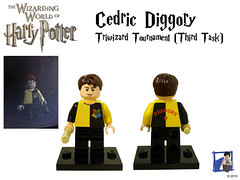 Cedric Diggory - Triwizard Tournament (Third Task) photo by tin7_creations