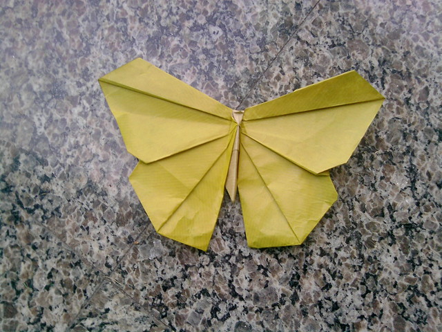 MICHAEL LAFOSSE ORIGAMI « EMBROIDERY & ORIGAMI - photo#9