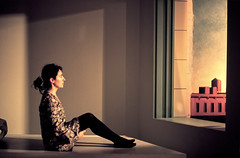 Homage to Edward Hopper photo by . Ste .
