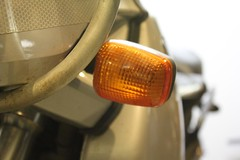 Replacing a Turn Signal on BMW R1150GS