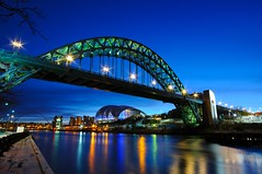 Tyne Bridge - Newcastle upon Tyne photo by 5ERG10