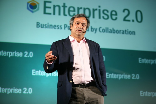 JP Rangaswami, CIO and Chief Scientist, BT Design