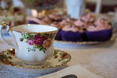High Tea, engagement party photo by dgrendon
