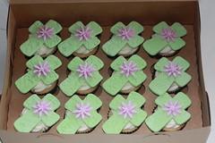 First Communion or Bapstism Cupcakes photo by cushycakes