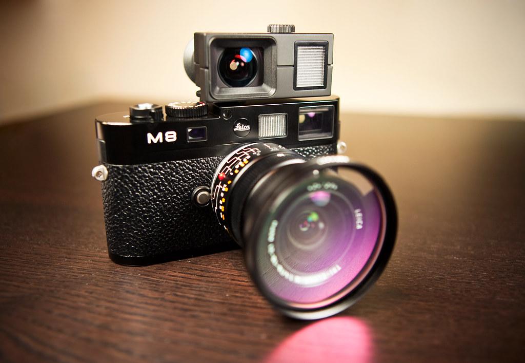 Leica M8 (Wide)