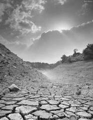 Dry River photo by Ben Heine