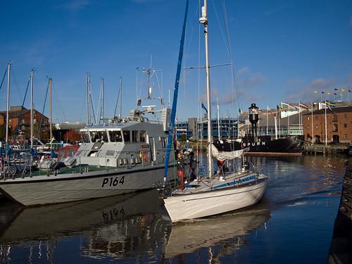 Hull Marina Boats