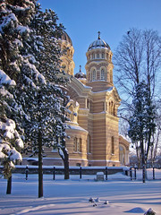 Lovely city, especially in winter!  SPA50820 photo by andrey.salikov