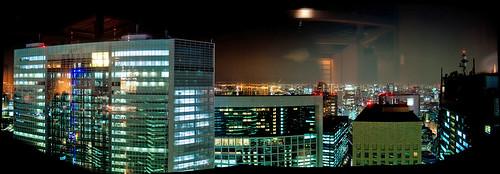 Skytower pano 2000