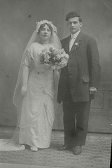 Unidentified Couple photo by Center for Jewish History, NYC