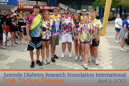 JDRF Walk To Cure Diabetes 2010