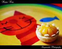 Happy King / จักรพรรดิแสนสุข (ขนมจ่ามงกุฏ) photo by AmpamukA