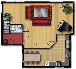 Dise o arquitectonico for Planos y diseno de muebles
