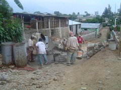Construction of The Learning Center