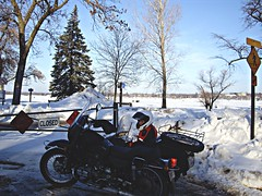 Ural and Lake Calhoun