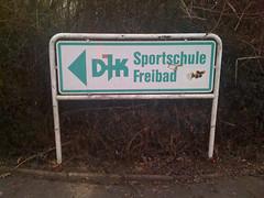 Freibad DJK