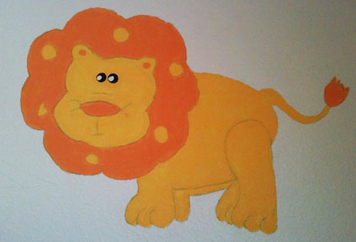 Painted_Lion