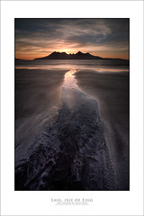 Eigg to Rhum photo by stanton imaging