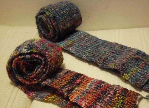 Astronauta+Punky scarf