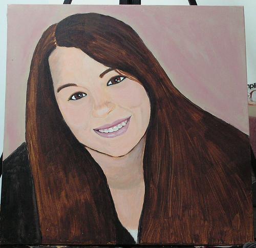 Alma's Portrait