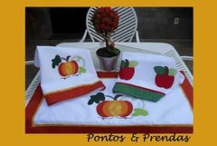 Jogo para Cozinha photo by Pontos & Prendas
