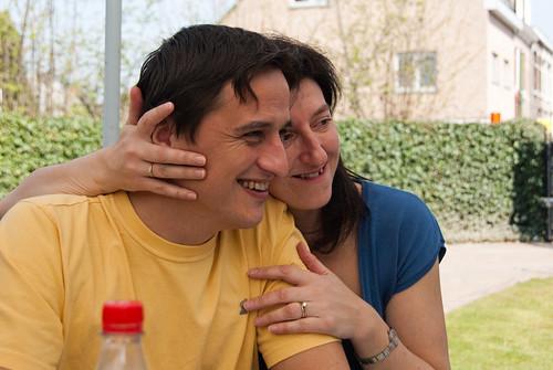 Sofie en Andy