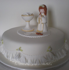 First Communion photo by Le dolci creazioni di Michela