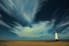 Talacre Lighthouse photo by Ross M D