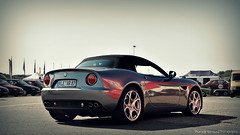 Alfa Romeo 8C Competizione Spyder photo by Thomas van Rooij