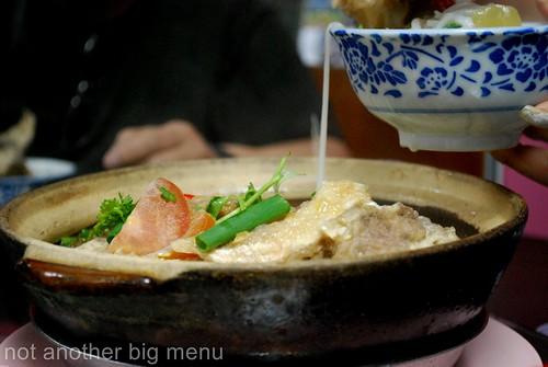 Da Chuan, M'sia - Fish head noodle 2