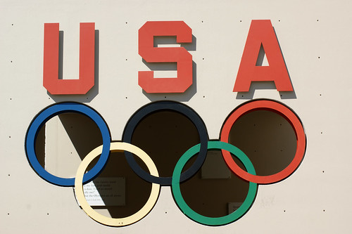 USA Shooting Olympic logo