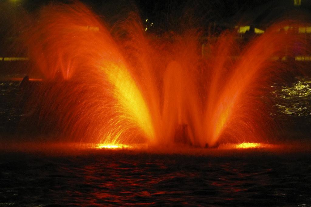 Lava in the City