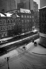 Belfast Snow photo by Glenn Cartmill