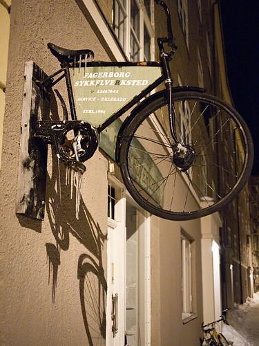 Fagerborg sykkelverksted