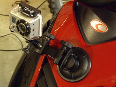 GoPro HD Mounted on Super9