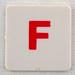 hangman tile red letter F