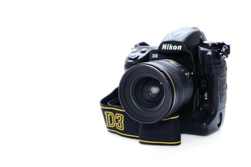 Nikon D3 + 24mm f/1.4