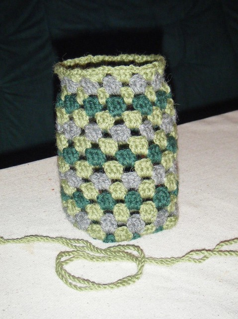 Crochet Pattern Central Bags : BAG CROCHETED FELTED FREE PATTERN - Crochet ? Learn How to ...